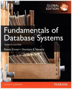Fundamentals of Database Systems, Global Edition - 2854525413