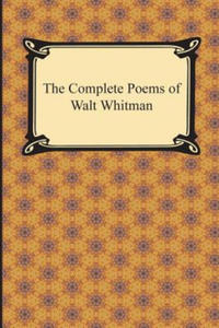 Complete Poems of Walt Whitman - 2842742246