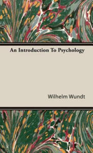 Introduction To Psychology - 2853394979