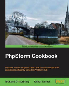 PhpStorm Cookbook - 2891439267