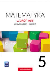 matematyka wokół nas zeszyt ćwiczeń klasa 5 część 2 odpowiedzi
