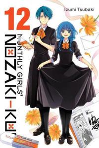 Monthly Girls' Nozaki-kun, Vol. 12 - 2862003425