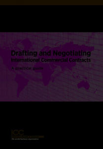 Drafting and Negotiating International Commercial Contracts - 2862132930