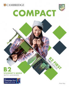 Compact First Student's Book with Answers with Practice Extra, 3rd - 2862012410