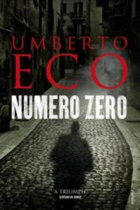 Numero Zero. Nullnummer, Englische Ausgabe - 2854454872
