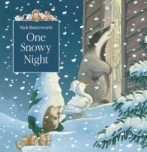 One Snowy Night - 2826807715