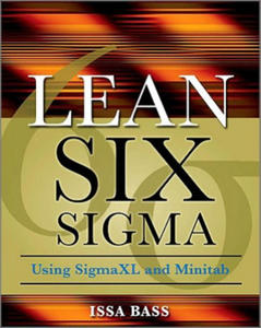 Lean Six Sigma Using SigmaXL and Minitab - 2826713571