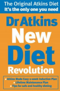 Dr. Atkins' New Diet Revolution - 2826679431