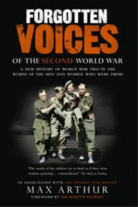 Forgotten Voices Of The Second World War - 2854242302