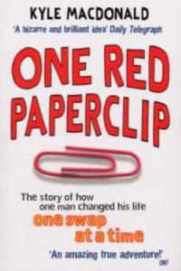 One Red Paperclip - 2826687622