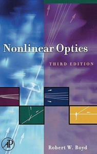 Nonlinear Optics - 2854258001