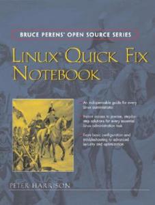 Linux Quick Fix Notebook - 2856496748