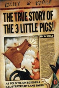 True Story of the Three Little Pigs - 2843492337