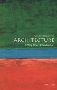 Architecture: A Very Short Introduction - 2850429952