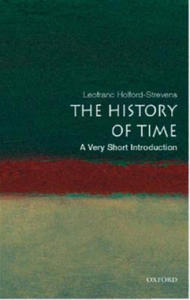 History of Time: A Very Short Introduction - 2837515717