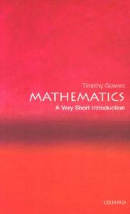 Mathematics: A Very Short Introduction - 2826665329