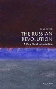 Russian Revolution: A Very Short Introduction - 2854250020