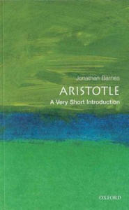 Aristotle: A Very Short Introduction - 2854241901