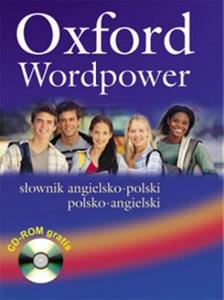 Oxford Wordpower: slownik angielsko-polski / polsko-angielski - 2826632841