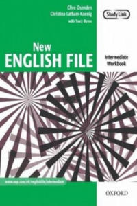 New English File: Intermediate: Workbook - 2826637942