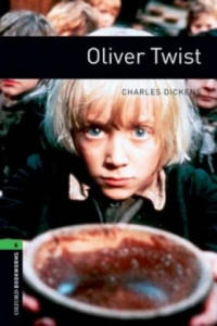 Oxford Bookworms Library: Level 6:: Oliver Twist - 2852751454