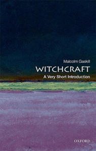 Witchcraft: A Very Short Introduction - 2854189645