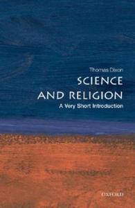 Science and Religion: A Very Short Introduction - 2854258922