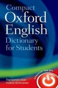 Compact Oxford English Dictionary for University and College Students - 2836515978