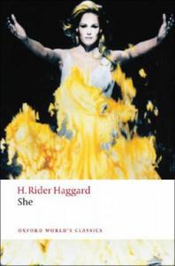 Rider Haggard - She - 2826918587
