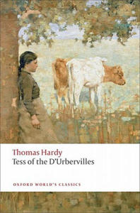 TESS OF THE D'URBERVILLES (Oxford World's Classics New Edition) - 2826764902
