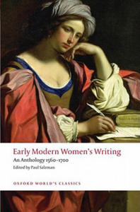 Early Modern Women's Writing - 2827079594