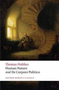 Elements of Law Natural and Politic. Part I: Human Nature; Part II: De Corpore Politico - 2826707491