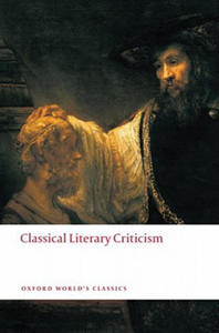 Classical Literary Criticism - 2854259018