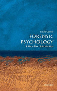 Forensic Psychology: A Very Short Introduction - 2854259021