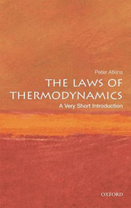 Laws of Thermodynamics: A Very Short Introduction - 2826671715