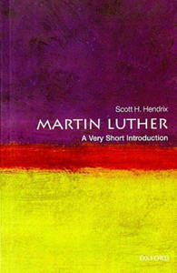 Martin Luther: A Very Short Introduction - 2854259086