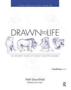 Drawn to Life: 20 Golden Years of Disney Master Classes - 2837507975