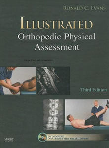 Illustrated Orthopedic Physical Assessment - 2840796299
