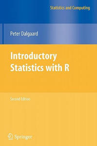 Introductory Statistics with R - 2854260164