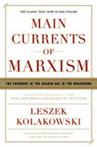 Main Currents of Marxism - 2826752200