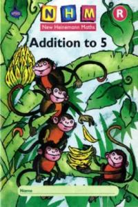 New Heinemann Maths: Reception: Addition to 5 Activity Book - 2842369795