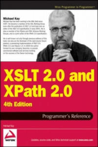 XSLT 2.0 and XPath 2.0 Programmer's Reference - 2869351632