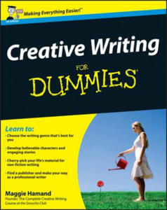 Creative Writing For Dummies - 2845523712