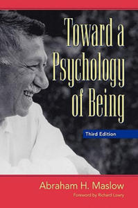 Toward a Psychology of Being - 2848125711