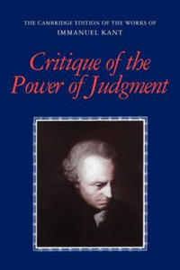 Critique of the Power of Judgment - 2826656648