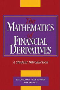 Mathematics of Financial Derivatives - 2826959789