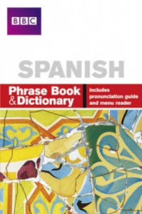 Spanish Phrase Book and Dictionary - 2854262650