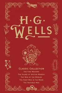 HG Wells Classic Collection - 2826700831