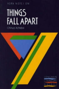 Things Fall Apart: York Notes for GCSE - 2852176401