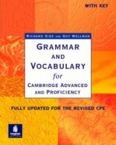 Grammar and Vocabulary for Cambridge Advanced and Proficienc - 2826707529